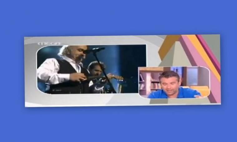 Λιάγκας για Αγάθωνα: «Βοήθησε το τραγούδι στην Ελλάδα, αλλά όχι στην Ευρώπη»