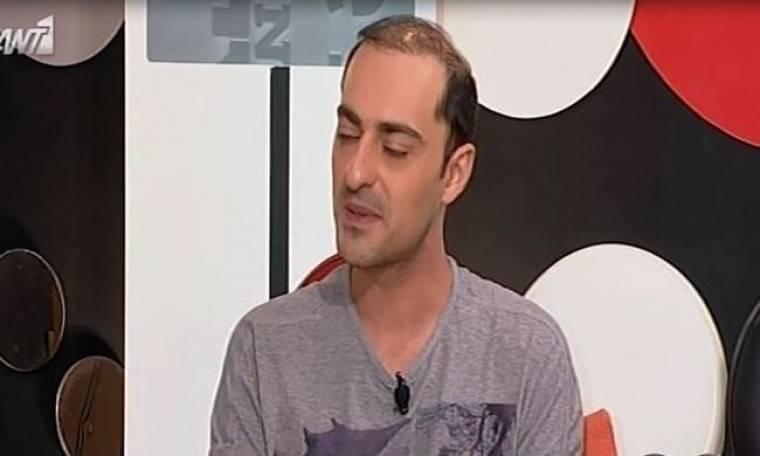 Θανάσης Αλευράς: «Δεν θα παντρέψω την Ζέτα Μακρυπούλια»