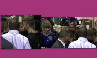 Το φιλί των Bieber-Gomez και η απίστευτη αντίδραση της Swift!