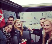 Eurovision 2013: Δείτε πώς υποδέχθηκαν την Emmelie στην Δανία!