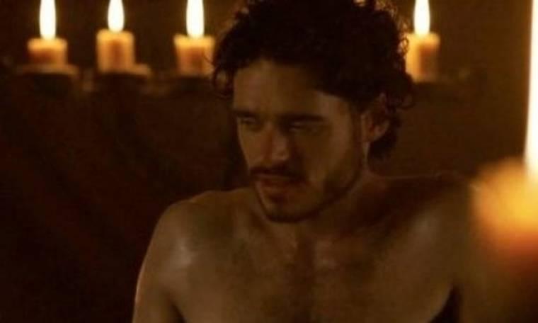 Game of Thrones: O βασιλιάς (Robb Stark) είναι γυμνός