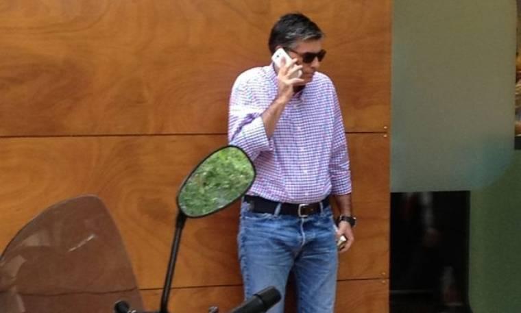 Νίκος Ευαγγελάτος: Ούτε στην βόλτα με τους γιους του δεν τον αφήνουν σε ησυχία