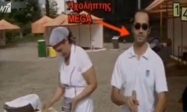 """""""Κοινωνία Ώρα Mega"""": Ο ηχολήπτης ανακατεύει το γάλα!"""