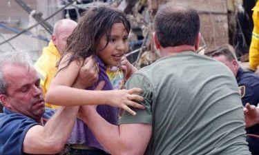 Οκλαχόμα: Λιγότερα τα θύματα από τον καταστροφικό ανεμοστρόβιλο