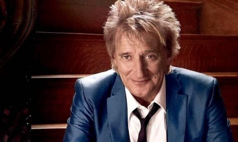 Ροντ Στιούαρτ: Στην κορυφή των charts έπειτα από… 34 χρόνια!