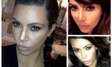 Η Kim Kardashian και το ψώνιο της: Δείτε την να φωτογραφίζεται μόνη της, αποθεώνοντας το duck face