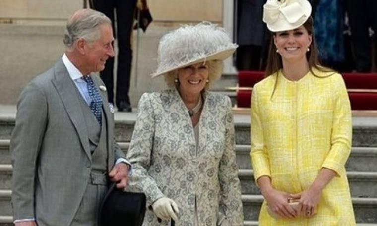 Kate Middleton: Στο garden party της βασίλισσας!