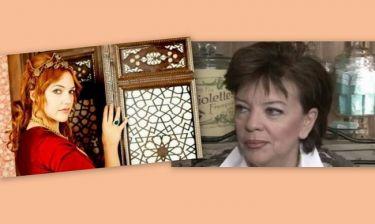 Μάρα Μεϊμαρίδη: Αποκαλύπτει τα ξόρκια της Χουρέμ που «έδεσαν» τον Σουλεϊμάν