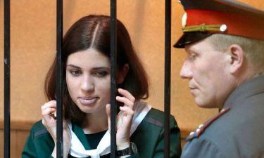 Απεργία πείνας κάνει η μουσικός του συγκροτήματος Pussy Riot