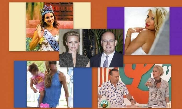 Η sexy φωτογραφία της  Μενεγάκη στο twitter, το σκάνδαλο στο πριγκιπάτο του Μονακό και η οργή της Μπακοδήμου