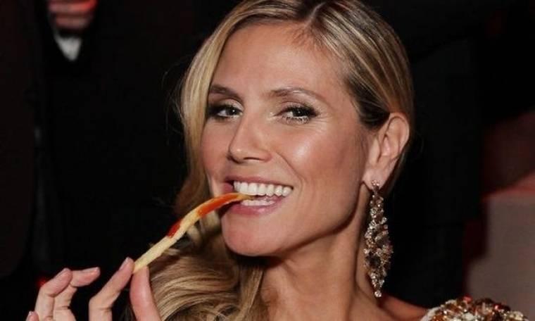 Heidi Klum: Πληρώνει τα παιδιά της για τα τρώνε υγιεινά!
