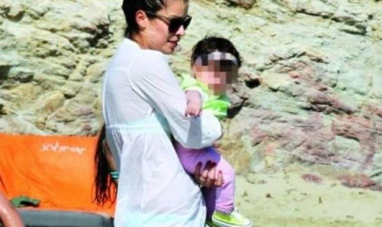Μαριέττα Χρουσαλά: Ποιος είναι πιο ξετρελαμένος στην οικογένεια με την κόρη της!