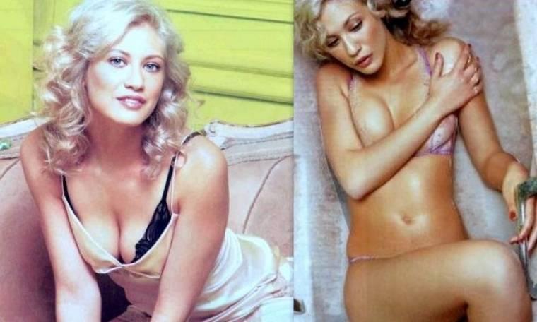 Σας θυμίζει κάποια από το παρελθόν η σέξι ξανθιά της φωτογραφίας;