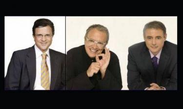 Αυτιά ή Αναγνωστάκη-Χασαπόπουλο επέλεξαν για τη χθεσινή πρωινή ενημέρωσή τους οι τηλεθεατές;