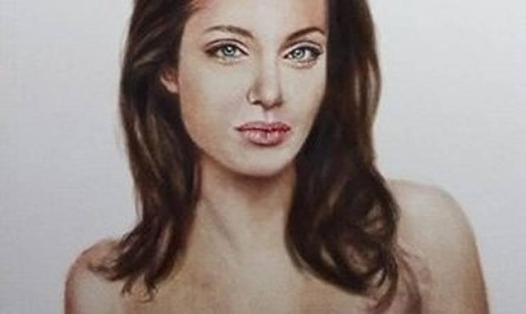 Η Angelina Jolie μετά την μαστεκτομή!