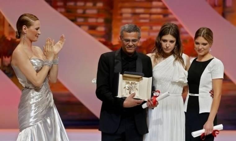 """Κάννες 2013: Ο Χρυσός Φοίνικας στην ταινία """"La vie d' Adele"""""""