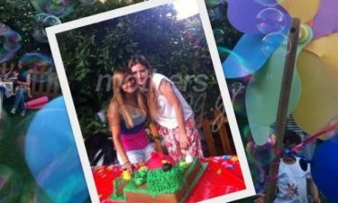 Ελλη Κοκκίνου: Τα γενέθλια του γιου της Αλέξανδρου - Αποκλειστικές φωτογραφίες