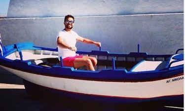 Ηλίας Βρεττός: Άλλος με τη βάρκα του;