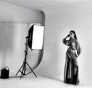 Η Εριέττα Κούρκουλου προετοιμάζεται για την πρώτη της collection
