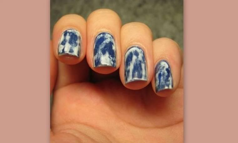 DIY νύχια: Λέγεται acid wash και είναι το νέο trend!
