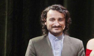 Βασίλης Χαραλαμπόπουλος: «Το χειροκρότημα στο τέλος είναι πολύτιμο»
