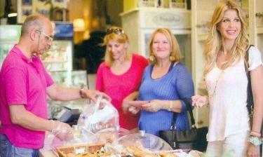 Έλενα Ράπτη: Πρωινές αγορές στον φούρνο του Νικόλα
