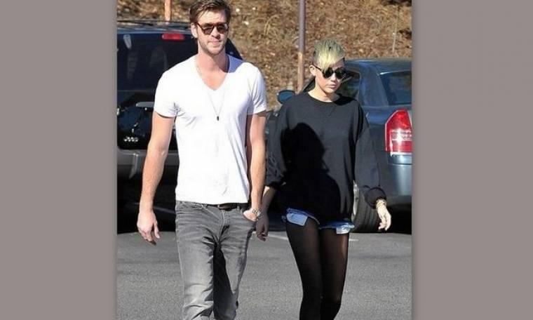 «Τελειώσαμε»: O Liam Hemsworth το λήγει με τη Miley Cyrus