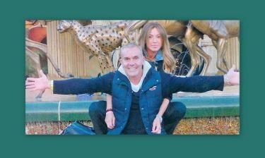 Στέλιος Ρόκκος: Με την αγαπημένη του στο Γιοχάνεσμπουργκ