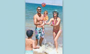 Λυκούδη-Αναστασιάδης: Βουτιές σε παραλία του Αλίμου