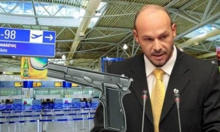 Επανεξετάζονται όλες οι άδειες οπλοφορίας των βουλευτών