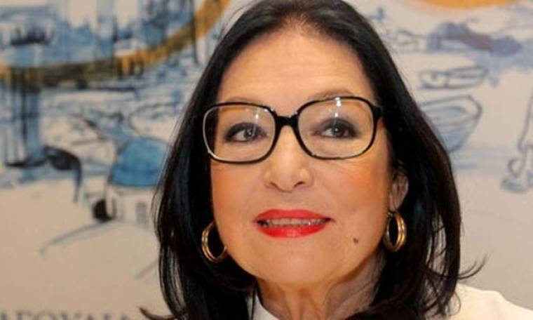 Νάνα Μούσχουρη: Επίτιμη διδάκτορας Γραμμάτων και Τεχνών
