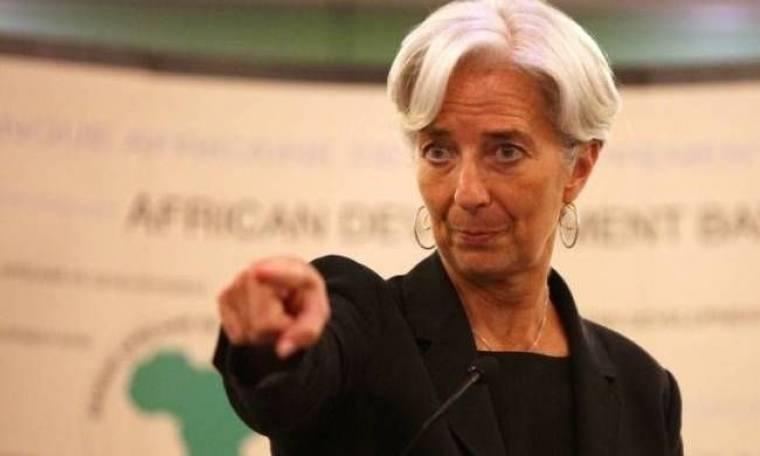 Λαγκάρντ: Έλληνες μη χαλαρώνετε!
