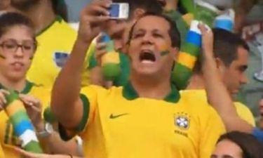 Βραζιλία: Ο εντυπωσιακός χορός οπαδού της «σελεσάο» (video)