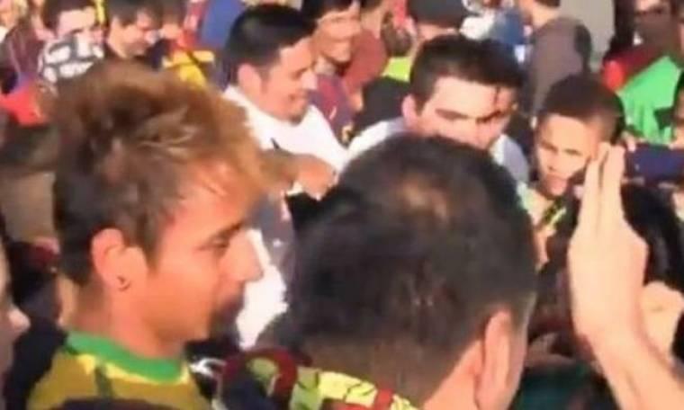 Μπαρτσελόνα: Ο σωσίας που «έκλεψε» τη δόξα του Νεϊμάρ (videos)