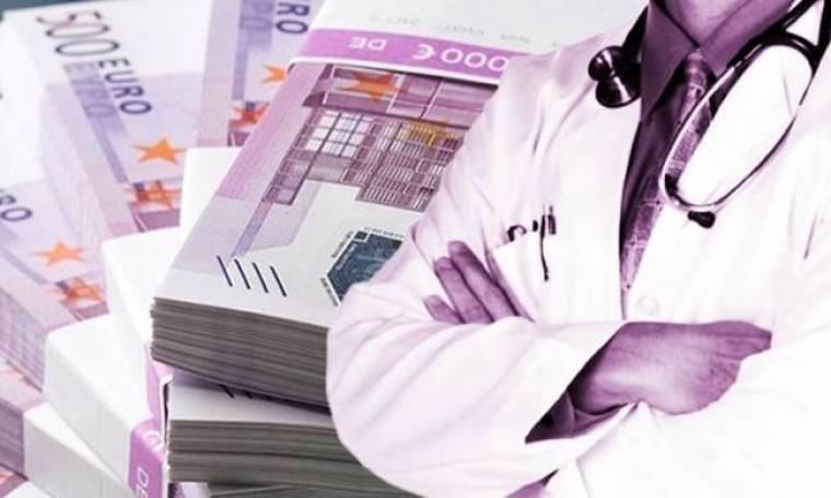 Πασίγνωστος γιατρός ξέχασε να δηλώσει εισοδήματα 3,9 εκατ. ευρώ
