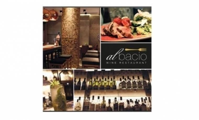 Al Bacio Wine  - Η νέα παρουσία Wine Bar Restaurant στη Μηλιώνη