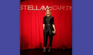 To δείπνο της Stella McCartney στη Σανγκάη