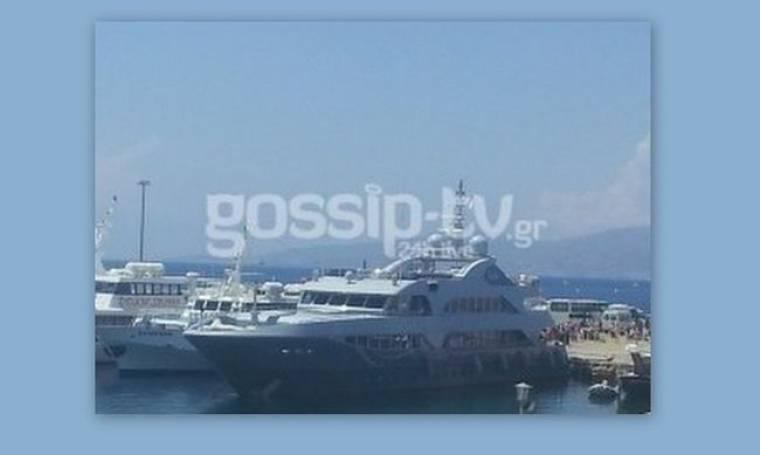 Αποκλειστικές εικόνες: Στη Μύκονο με το σκάφος της incognito η Paris Hilton!!! (Nassos blog)