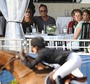 Η Αθηνά Ωνάση διαγωνίστηκε με την κόρη του Bruce Springsteen!