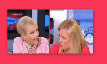 Έγινε της Πιπιλή και της Μακρή στο Mega! Απίστευτοι διάλογοι των δύο γυναικών on air!
