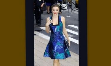 Η Miranda Kerr έχει μερικά μυστικά ομορφιάς