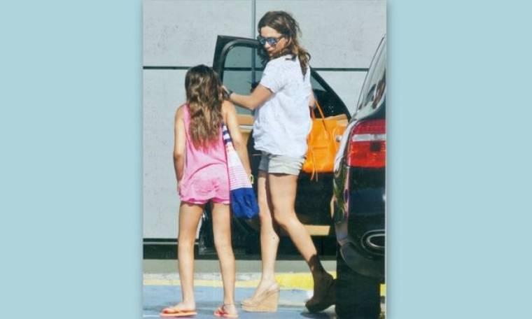 Δέσποινα Βανδή: Για ψώνια με την κόρη της Μελίνα