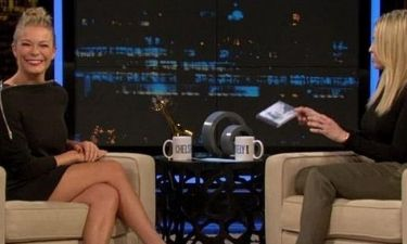 LeAnn Rimes: Καλεσμένη σε εκπομπή αποκάλυψε ότι δεν φοράει εσώρουχο!