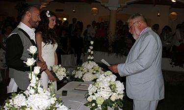 Οι πρώτες φωτογραφίες από τον γάμο του Χρήστου Δάντη!