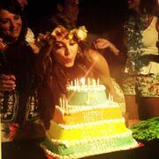 Μαρία Μενούνος: Γιόρτασε τα 35α γενέθλιά της με ξέφρενα πάρτι!!