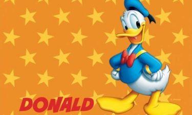 Γιορτάζει ο Ντόναλντ Ντακ: Έγινε 79 χρονών!