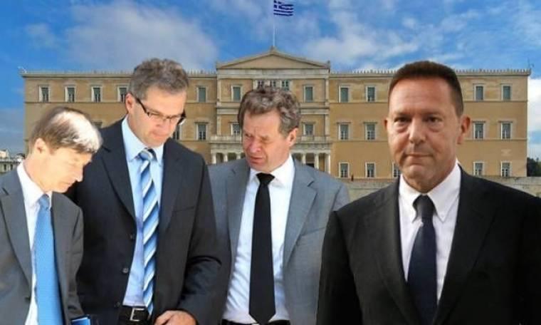 """Στην Αθήνα η τρόικα υπό τη σκιά του """"mea culpa"""""""