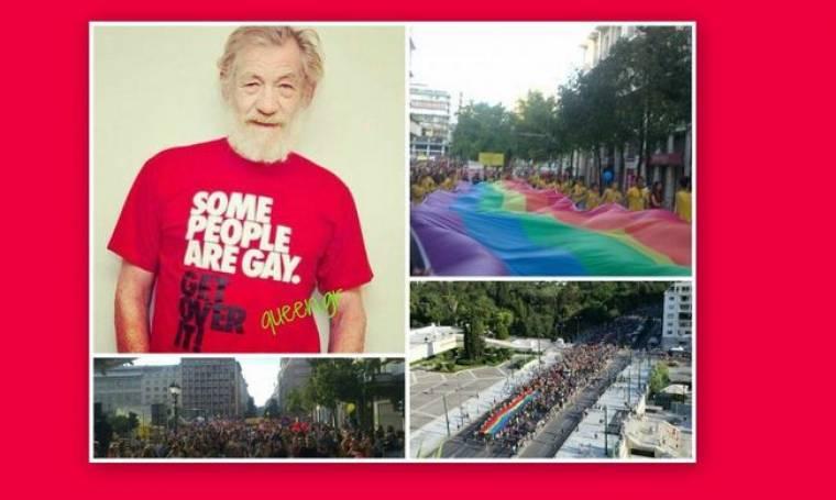 Gay Athens Pride 2013 !!! (Αποκλειστικά από την majenco στο queen.gr)