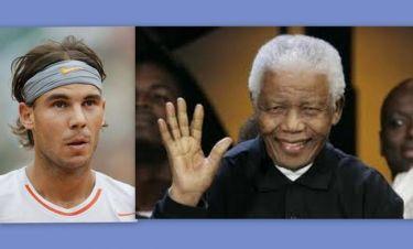 Η γκάφα του Ναδάλ! Πέθανε τον Μαντέλα στο twitter!