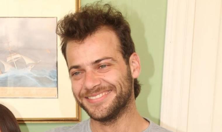 Ορέστης Τζιόβας: Μικροατύχημα με την μηχανή του